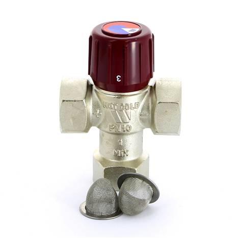 Вентили и клапаны смесительные