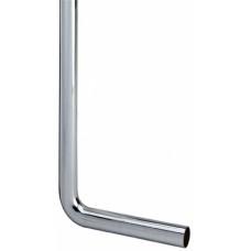 Отводное колено 90гр. хром Viega арт (102 654)