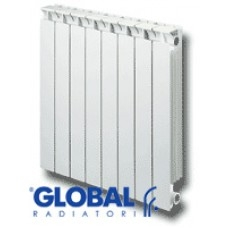 Радиаторы алюминиевые GLOBAL MIX-R 350*
