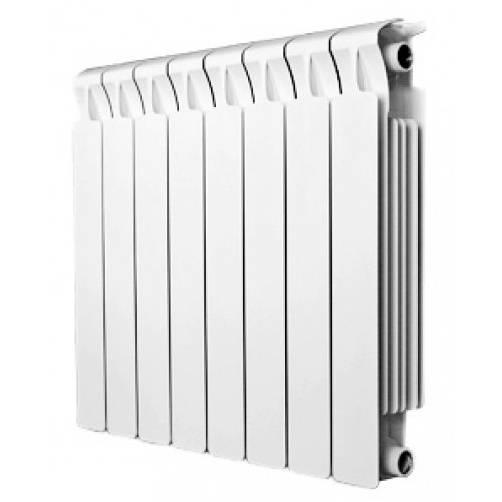 Радиатор RIFAR MONOLIT 500 биметаллический с боковым подключением  10 секции