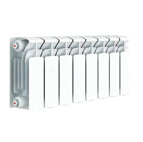 Радиатор RIFAR BASE 200  5 секции биметаллический с боковым подключением