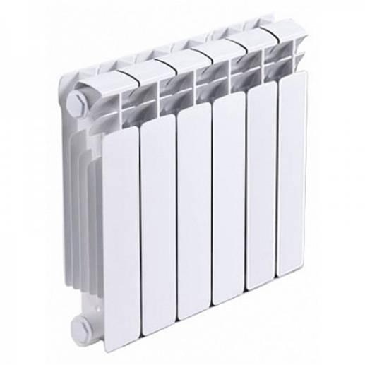 Радиатор RIFAR BASE 500 4 секции биметаллический с боковым подключением