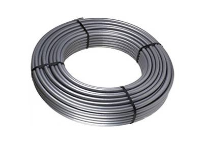 Труба STOUT стабильная из сшитого полиэтилена с алюминиевым барьерным слоем 16x2,6