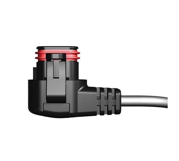 Запасной угловой штекер для насосов GRUNDFOS ALPHA с кабелем