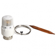 Головка термостатическая с выносным датчиком для теплого пола Luxor TT 2351(2350) арт (690 110 40)