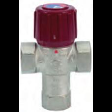 """Термосмеситель четырехпозиционный """"AQUAMIX"""" 62C для ГВС Watts арт (100 174 22)"""