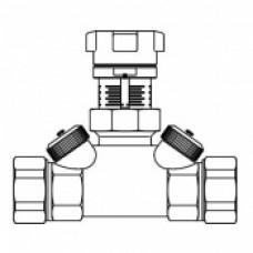"Вентиль регулирующий ""Hycocon VTZ"" Oventrop Ду 15 арт (106 18 04)"