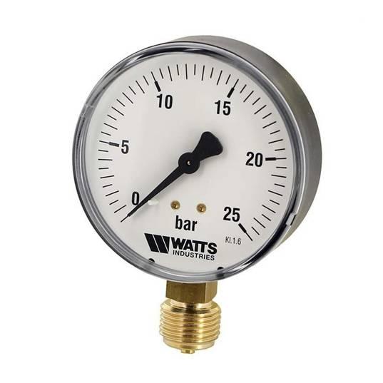 Манометр радиальный F+R200 Watts