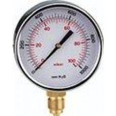 Манометр радиальный FR260 для газа Watts арт (100 216 05)