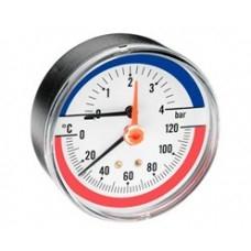 Термомонометр аксиальный FR818 Watts арт (100 094 61)