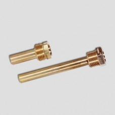 Гильза:погружная для биметаллических термометров F+R998 Watts арт (100 061 35)