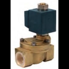 Клапан электромагнитный 220 В для воды нормально закрытый Emmeti арт (003 062 02)