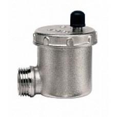 Воздухоотводчик автоматический никелированный угловой ITAP арт (364 1/2)