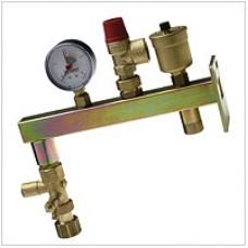 Консоль для расширительного бака с группой безопасности котла GAG/MR (сталь) Watts арт (100 178 85)